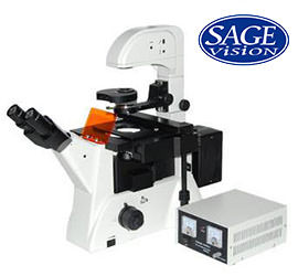 XDY-2倒立螢光顯微鏡