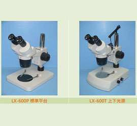 LX-600 雙眼立體顯微鏡-二段變倍