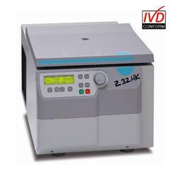 Z32HK  泛用高速冷凍型離心機