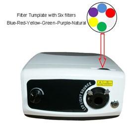 LED高亮度可調螢光波長燈箱 SG5030