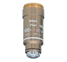 Nikon平場消色差物鏡 – CFI Plan Achro 100X Oil