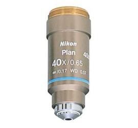 Nikon平場消色差物鏡 – CFI Plan Achro 40X