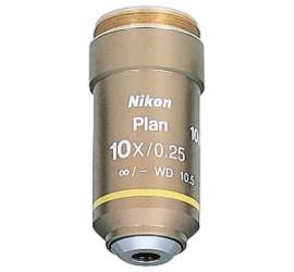 Nikon平場消色差物鏡 – CFI Plan Achro 10X