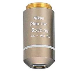 Nikon平場消色差物鏡 – CFI Plan Achro 2X