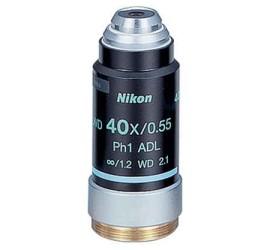Nikon Apodized技術位相差物鏡 – CFI Achro LWD ADL 40XF