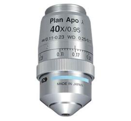Nikon Apochromat Lambda系列物鏡 – CFI Plan Apo Lambda 40XC