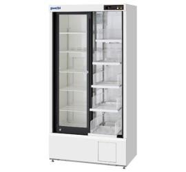 【MPR-S500RH】2~14°C藥品疫苗冷藏冰箱-變頻/省電/雙拉門(右側抽屜設計)(550L)