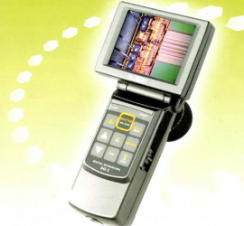 掌上型數位顯微鏡