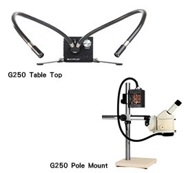 G250 Series – Powerful White Table Top / Pole Mount